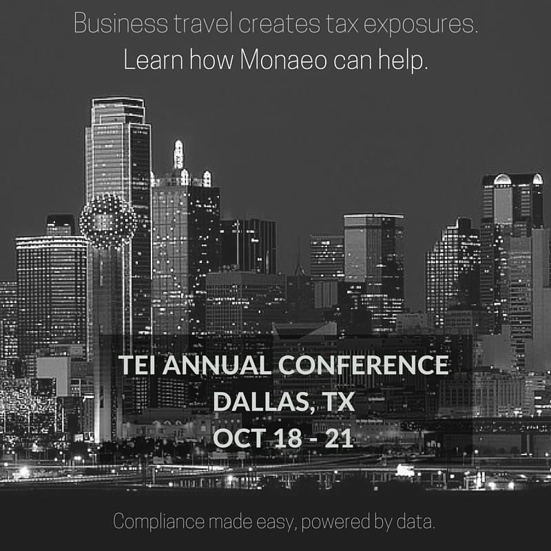 Visit Monaeo at the TEI Annual Conference.